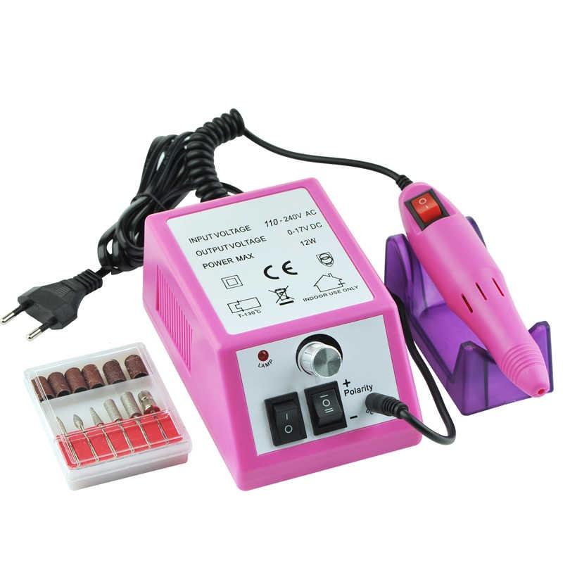Аппарат для маникюра и педикюра Lina Mercedes 2000 Lina Pink