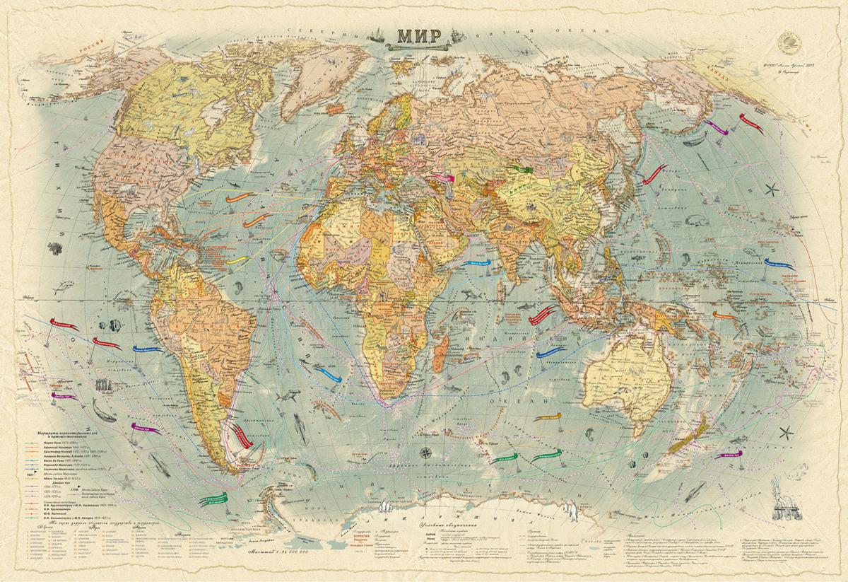фотография политическая карта мира менеджером крупном