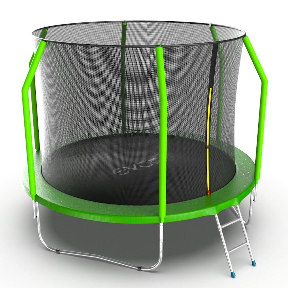 Батут EVO JUMP Cosmo 8ft (Green) зеленый батут 8ft 2 44м
