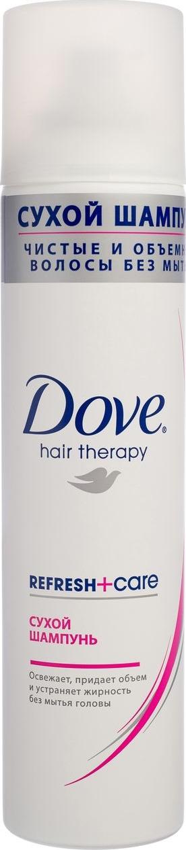 Dove Hair Therapy сухой шампунь Refresh Care, 250 мл dove шампунь hair therapy питающий уход 380мл