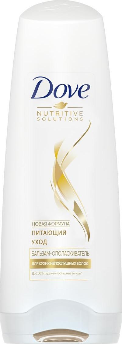 Dove Nutritive Solutions Бальзам-ополаскиватель Питающий уход 200 мл dove шампунь hair therapy питающий уход 380мл