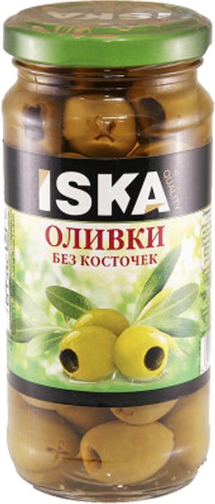 Овощные консервы ISKA Оливки зеленые, 350 г платье iska платье