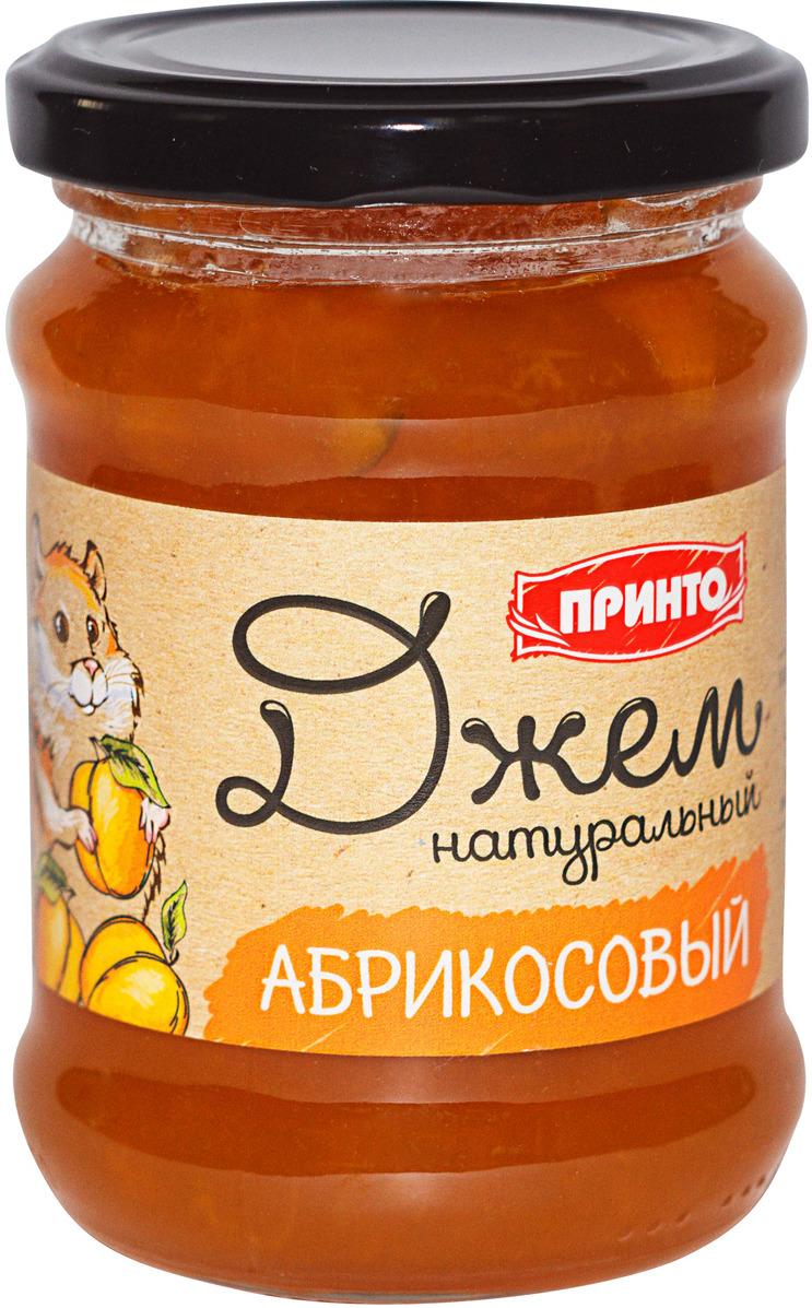 Джем Принто Абрикосовый, 300 г джем принто клубничный 300 г