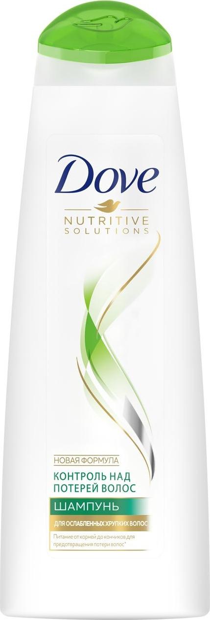 Dove Nutritive Solutions Шампунь для слабых волос Контроль над потерей 250 мл