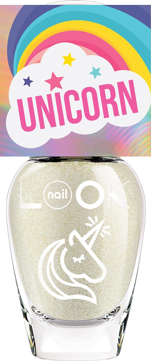 NailLOOK Лак для ногтей Trends Unicorn, Ice Horn, 8,5 мл лак для ногтей naillook trends donut bar banana iced sprinkles 2 х 3 мл