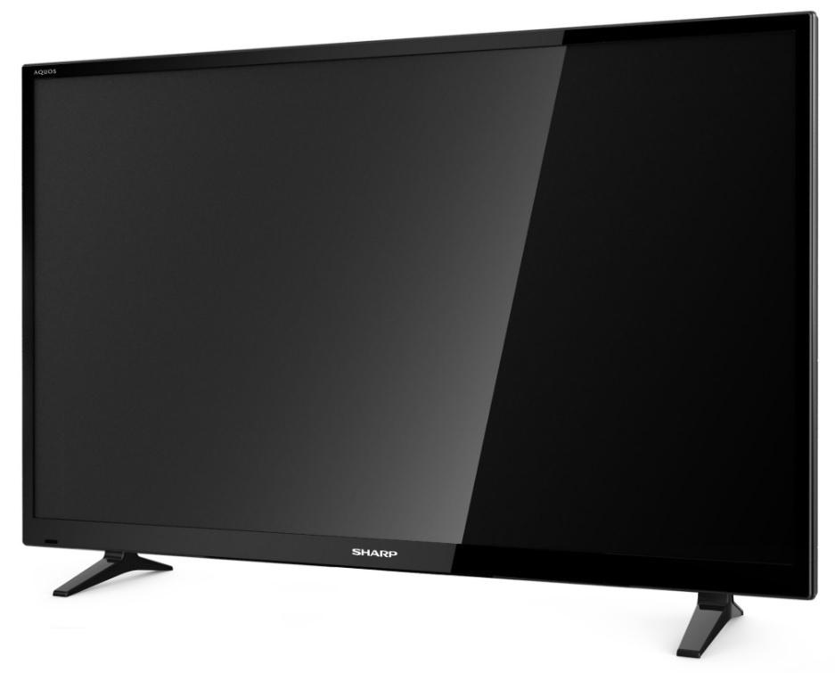 Телевизор Sharp LC32HI3012E 32, черный