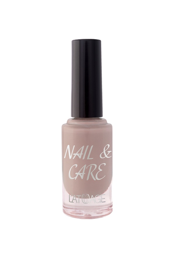 Лак для ногтей Latuage Cosmetic Nail & Care тон 603 бежевый 8,5 г