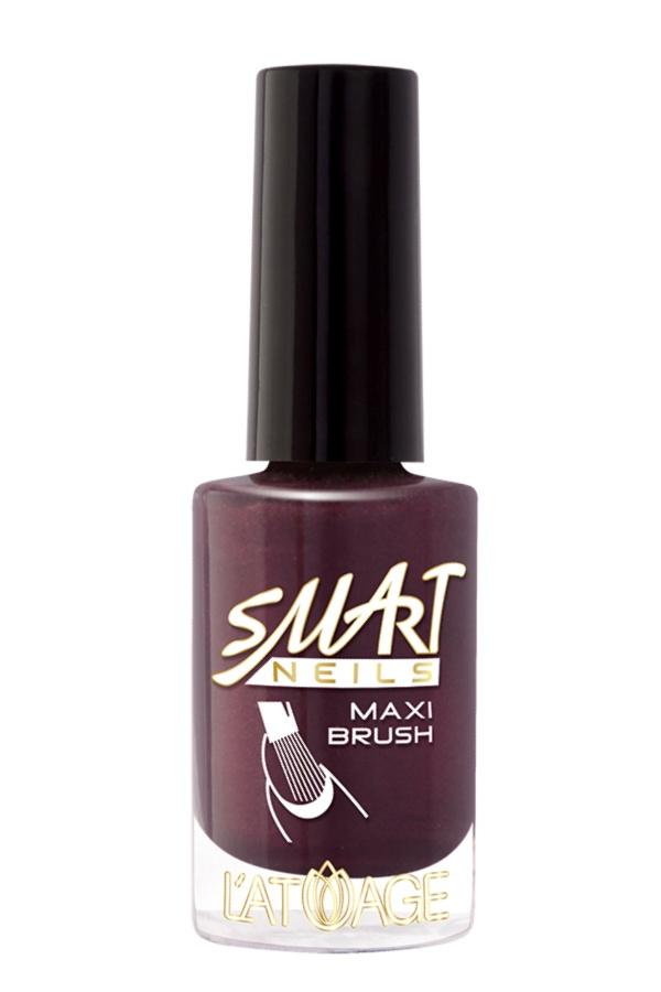 Лак для ногтей Latuage Cosmetic перламутровый тон 209 коричневый пелпмутровый 8,5 г
