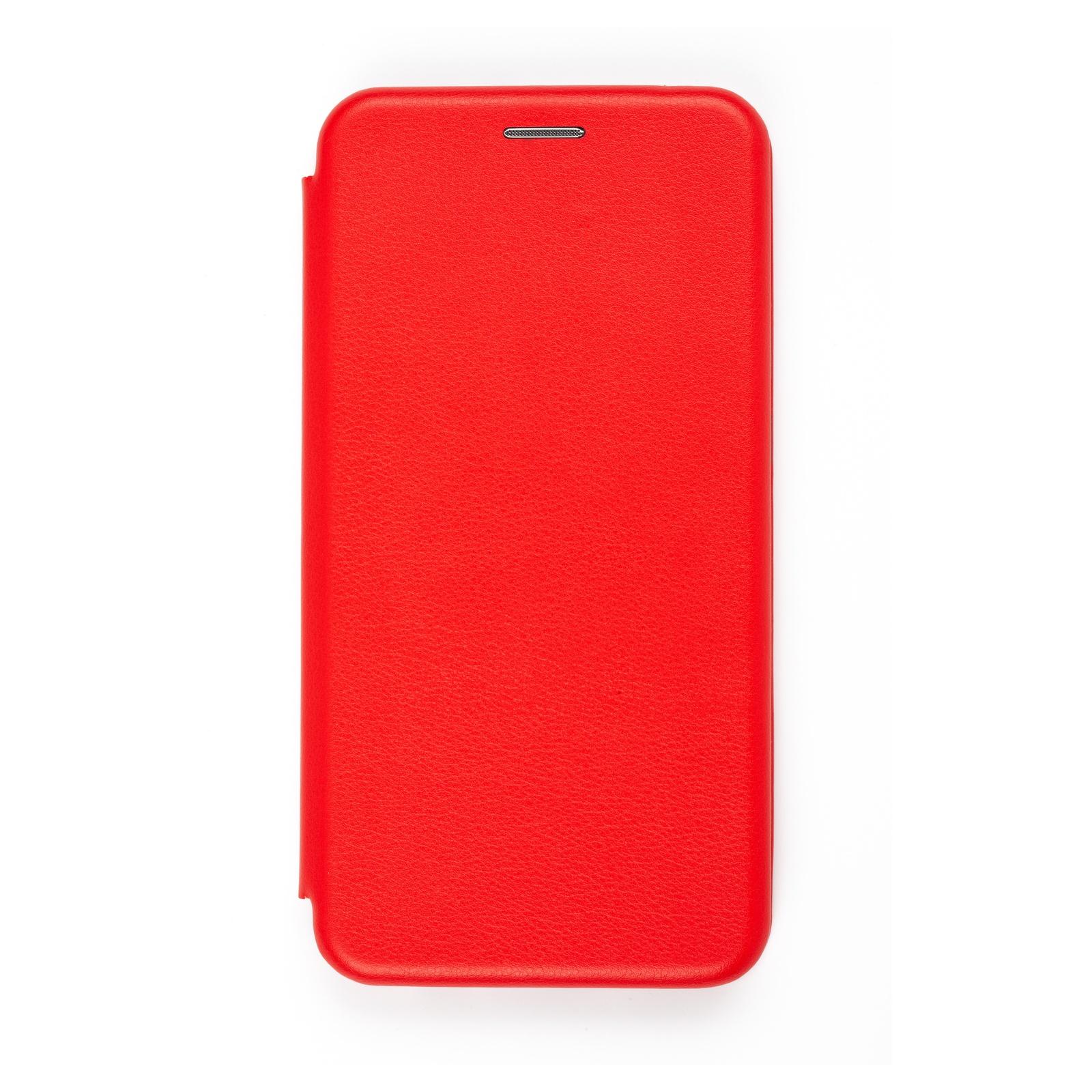 Чехол для сотового телефона Чехол-книжка для Huawei Honor 10 Lite/P Smart (2019), бордовый