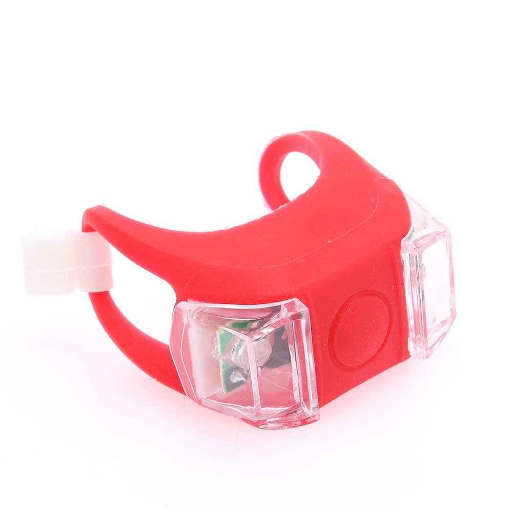 Велосипедный фонарь Migliores Фонарь, красный