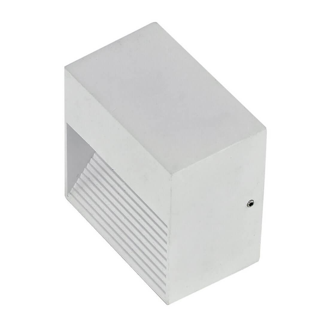 Уличный светильник Ideal Lux Down AP1 Bianco, G9 все цены