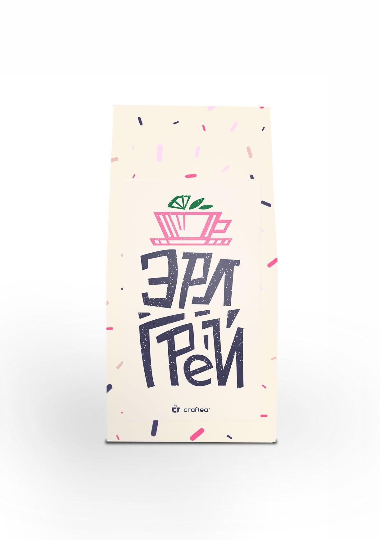 Чай листовой craftea Эрл Грей, 50 г стоимость