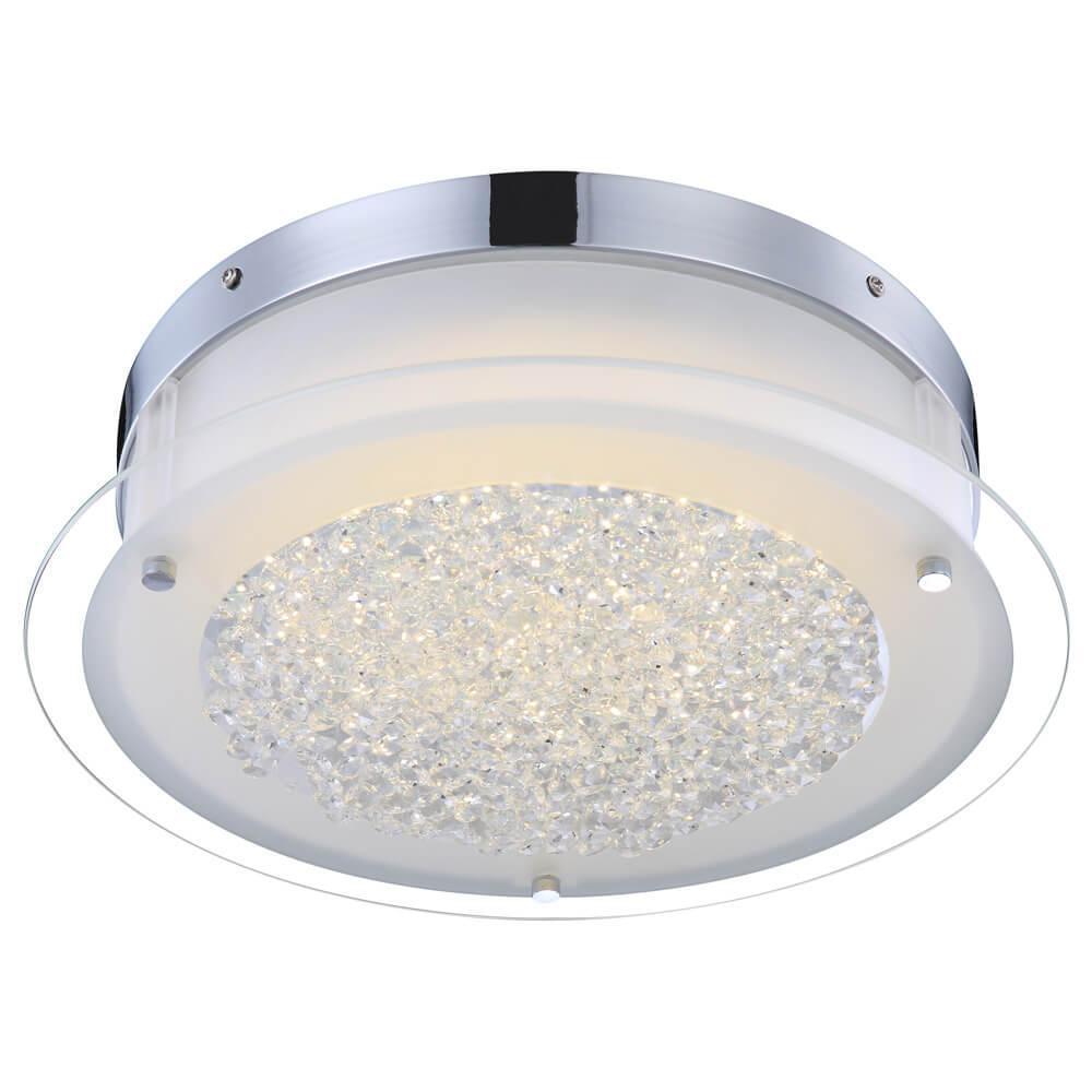 Потолочный светильник Globo 49315, LED, 18 Вт globo потолочный светильник globo leah 49314