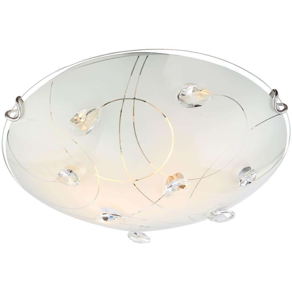 Накладной светильник Globo 40414-2, E27, 60 Вт накладной светильник globo maverick 40491 2