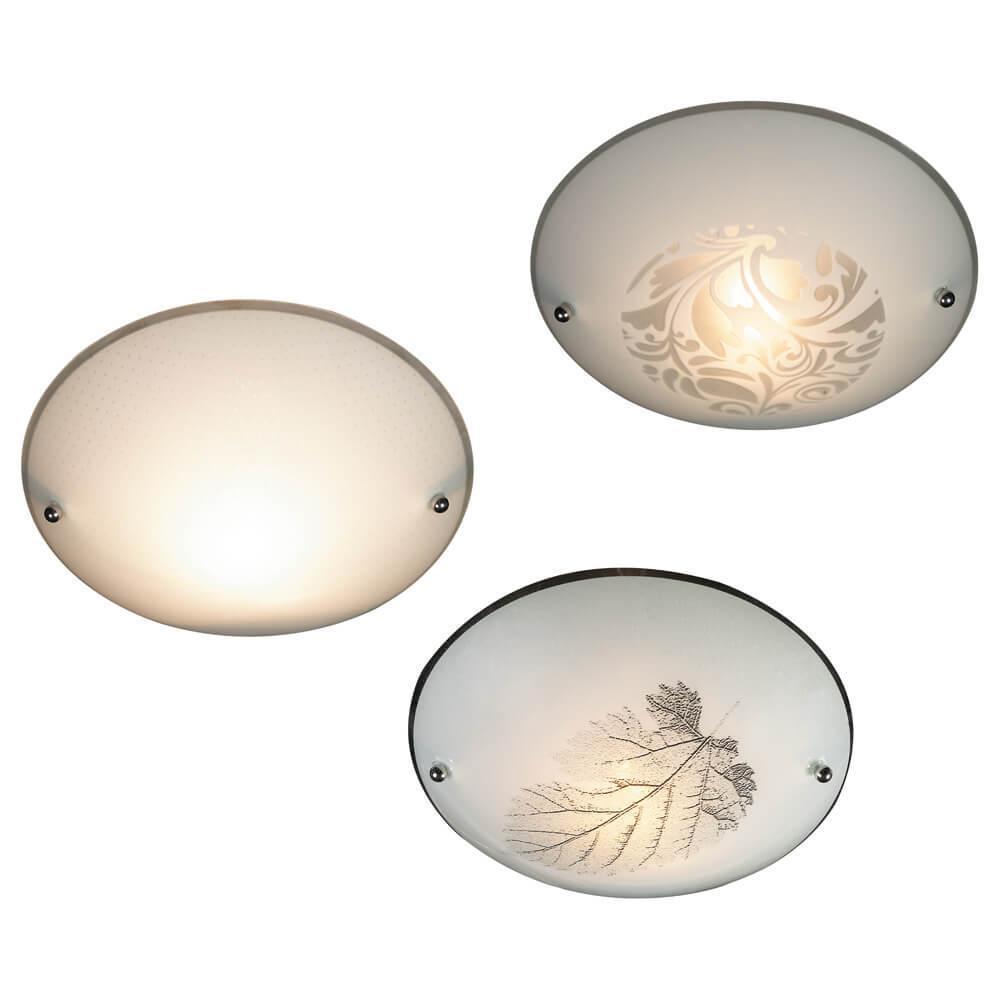 Настенно-потолочный светильник Globo 40990-18, E27, 60 Вт