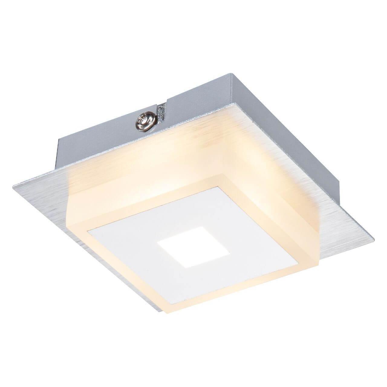 Накладной светильник Globo 41111-1, LED, 5 Вт накладной светильник globo claire 48077