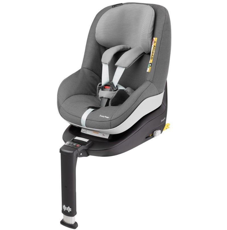 Maxi-Cosi автокресло Pearl 2way Concrete Gray ( 9-18 кг) защитный коврик для кресла автомобиля maxi cosi 72508950 33200001