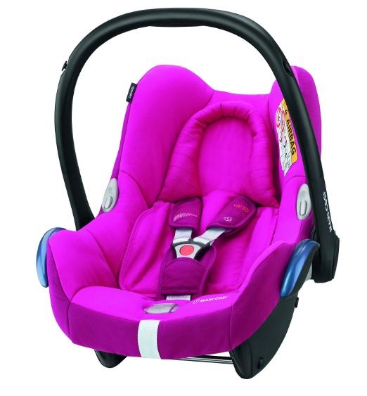 Maxi-Cosi автокресло CabrioFix Frequency Pink (0-13 кг) автокресло maxi cosi cabrio fix watercolour blue