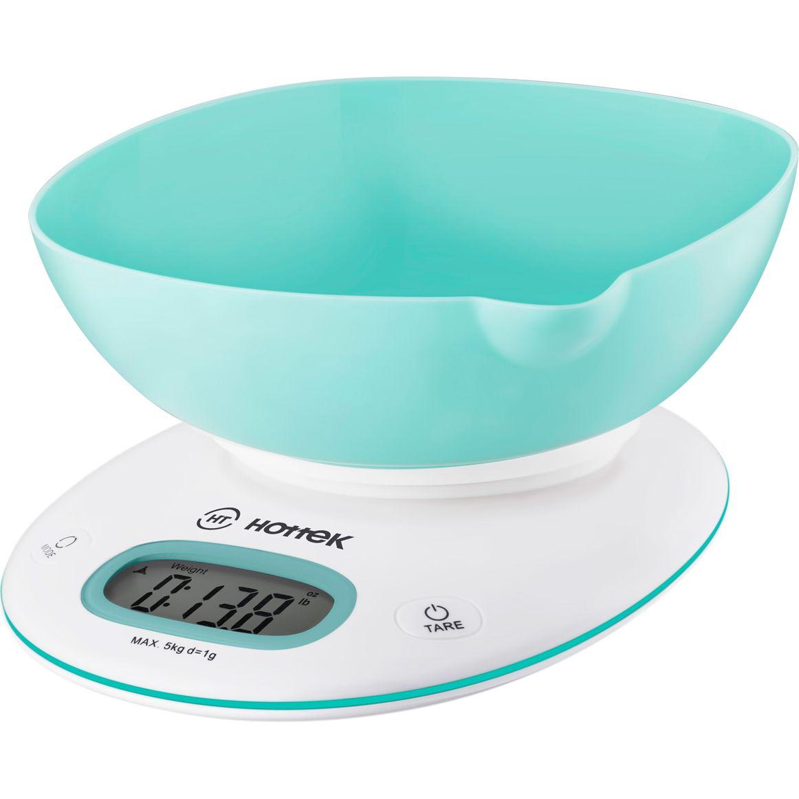 Весы кухонные HOTTEK HT-962-028 кухонные весы hitt ht 6126