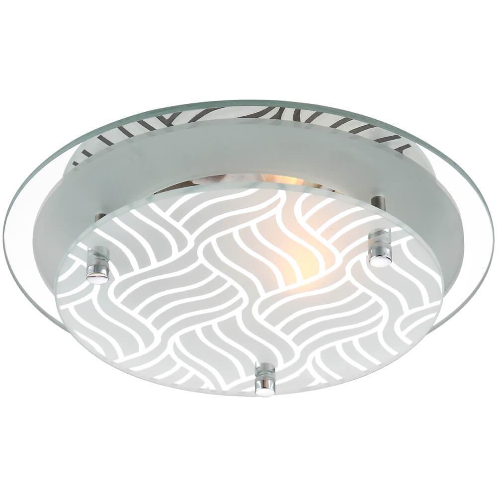 Настенно-потолочный светильник Globo 48160, E27, 40 Вт потолочный светильник globo marie i 48161 2