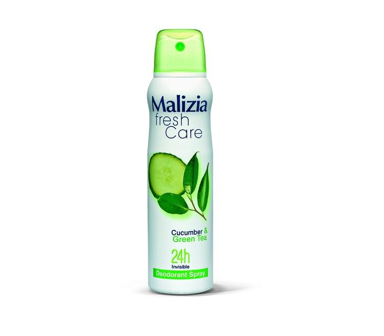 Дезодорант Malizia антиперспирант серии Fresh Care Cucumber Green tea 150 мл дезодорант malizia cyber kiwi 75 мл