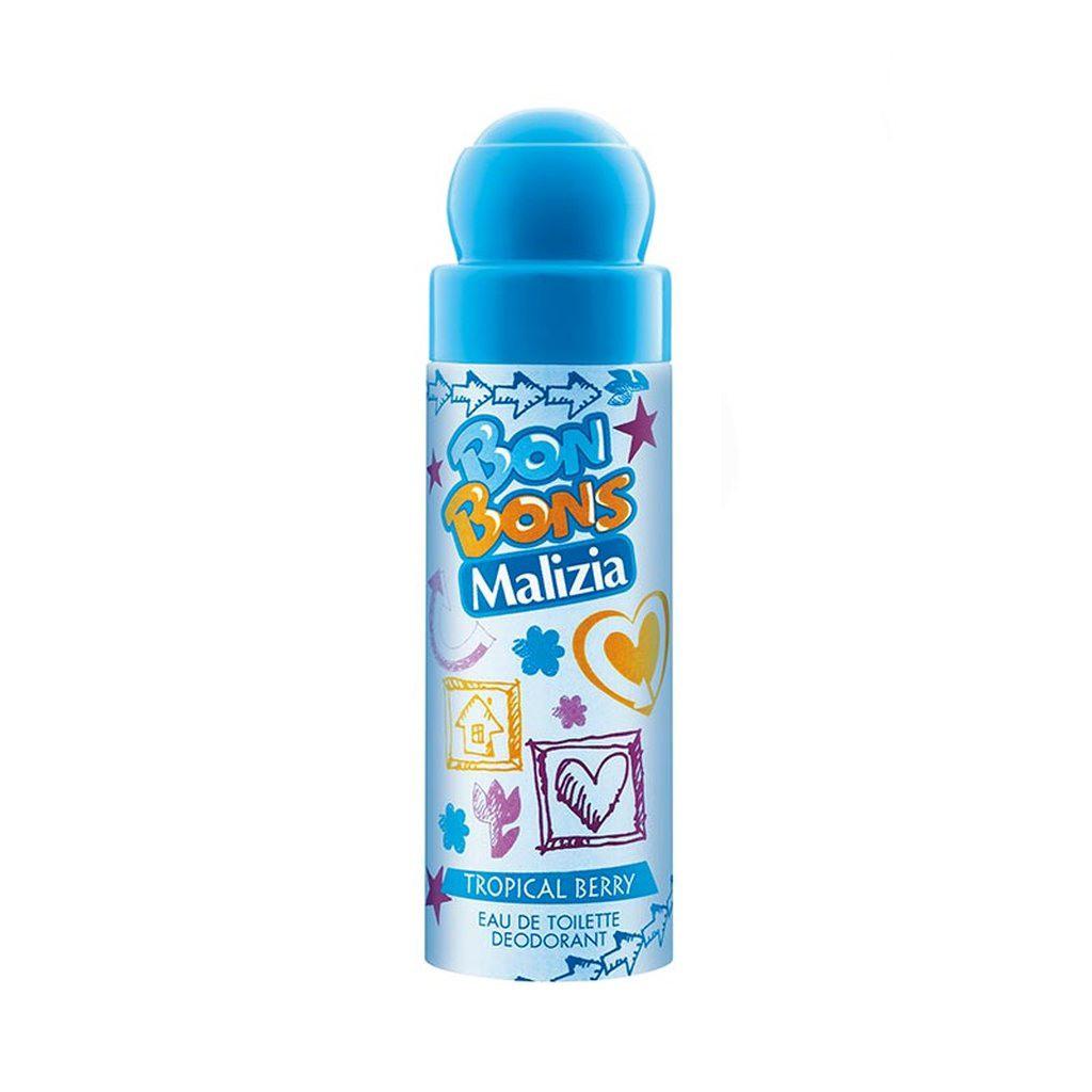Дезодорант Malizia TROPICAL BERRY 75 мл