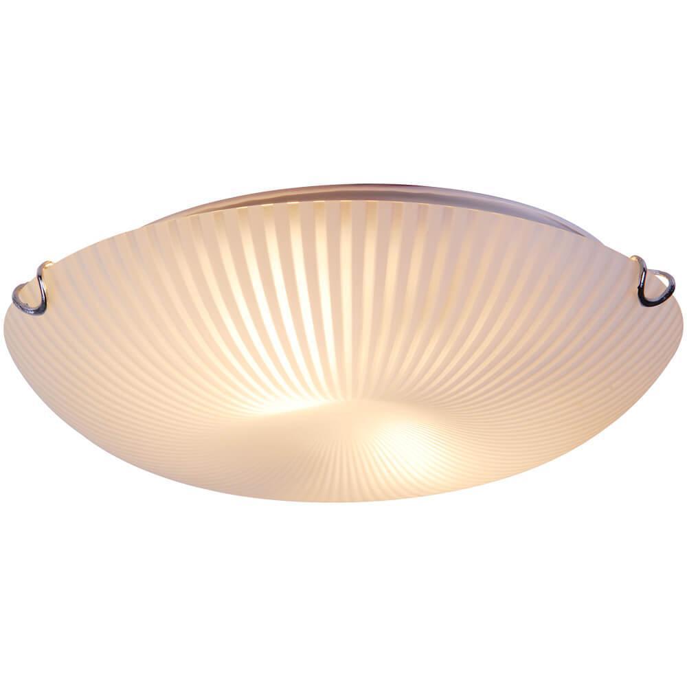 Настенно-потолочный светильник Globo 40601, E14, 40 Вт настенно потолочный светильник globo new 56223 3 серый металлик