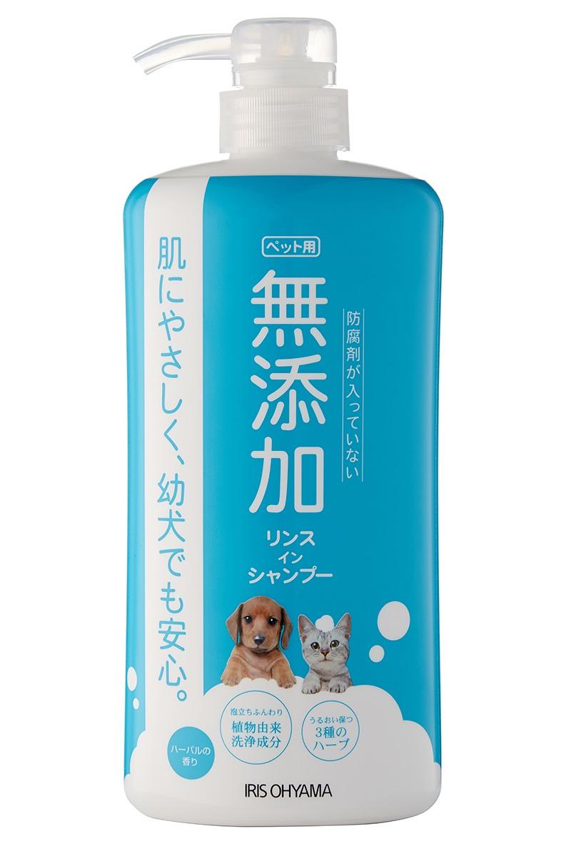 Шампунь для животных IRIS OHYAMA MRS-600