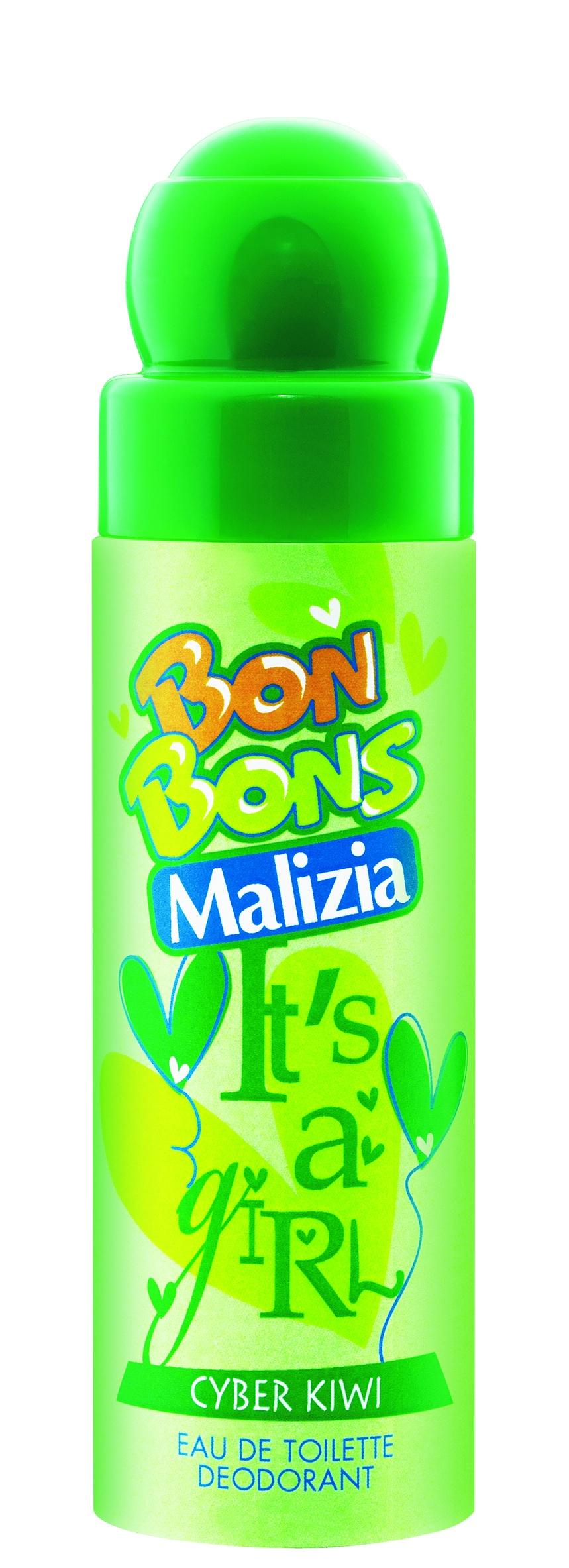 Дезодорант Malizia CYBER KIWI 75 мл цены онлайн