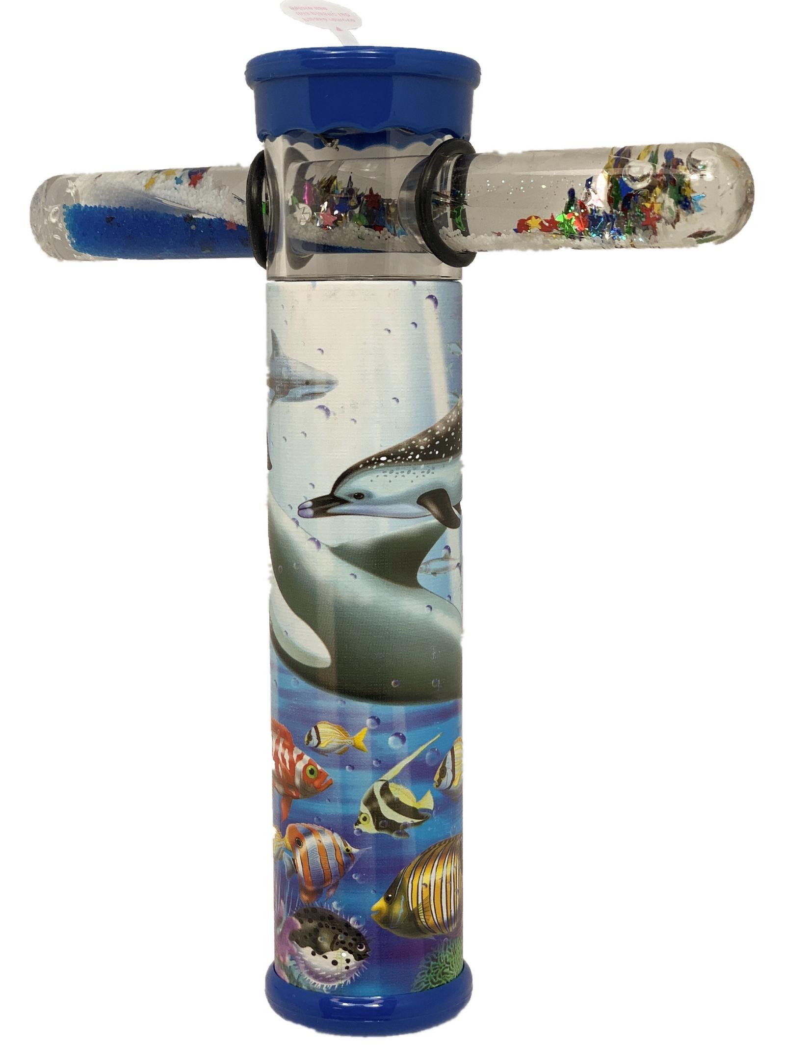 Калейдоскоп LED-3215_синий
