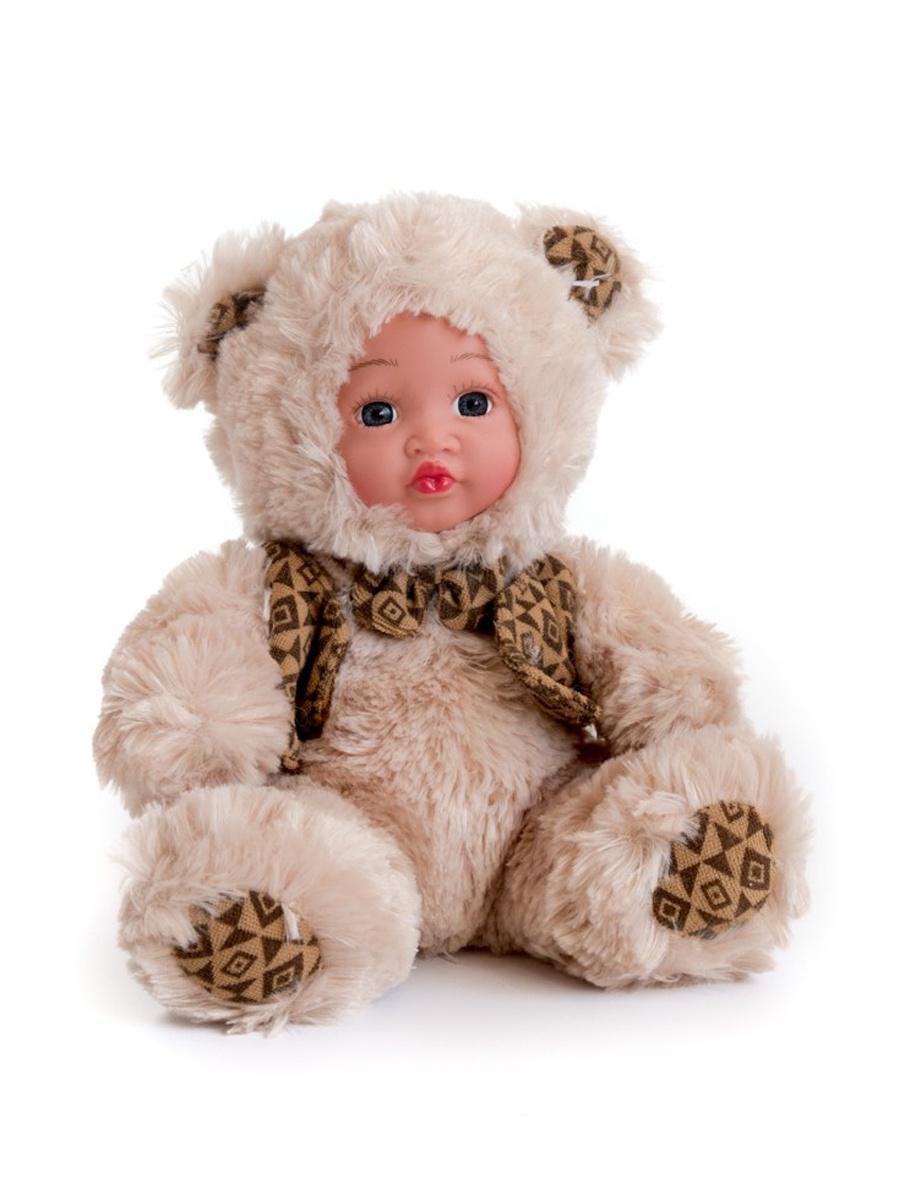 """Кукла """"Anna De Wailly"""" Медвежонок в костюмчике 20 см"""