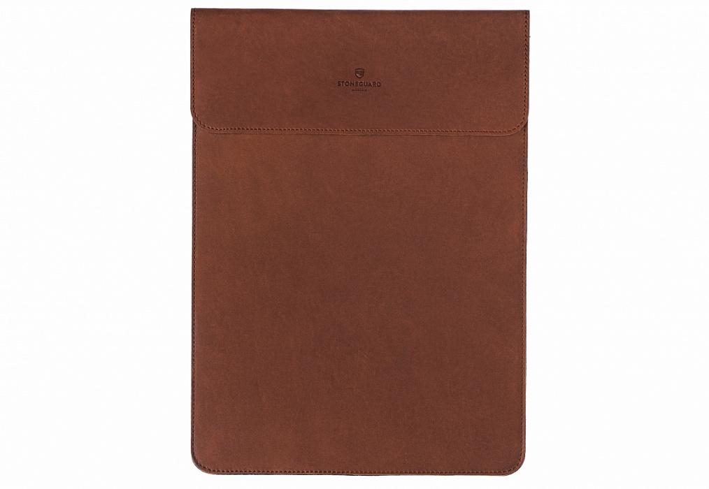 цена на Чехол для ноутбука Stoneguard 531 для MacBook Pro 15 NEW 2016, коричневый