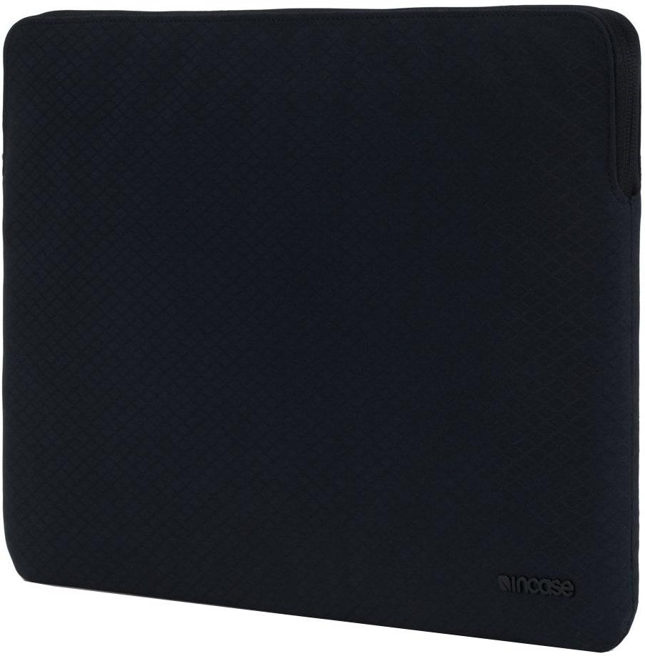 Чехол для ноутбука Incase Slim Sleeve with Diamond Ripstop для MacBook Air 13, черный чехол для ноутбука 12 incase classic sleeve нейлон черный inmb10071 bkb