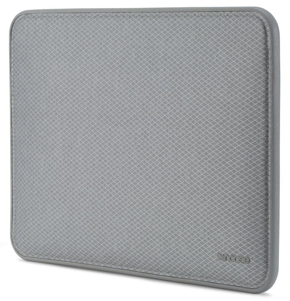 Чехол для ноутбука Incase Slim Sleeve with Diamond Ripstop для MacBook Air 13, серый чехол incase hardshell case для macbook pro 13