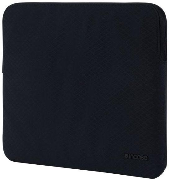 Чехол для ноутбука Incase Slim Sleeve with Diamond Ripstop для MacBook 12, черный чехол для ноутбука 12 incase classic sleeve нейлон черный inmb10071 bkb