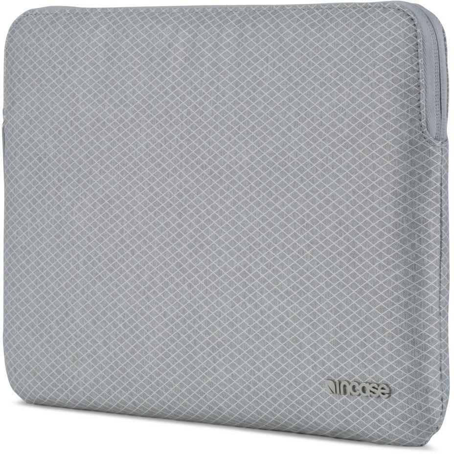 Чехол для ноутбука Incase Slim Sleeve with Diamond Ripstop для MacBook 12, серый чехол incase hardshell case для macbook pro 13