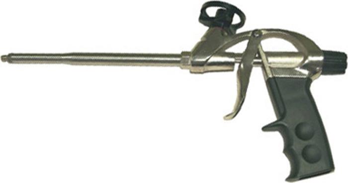 Пистолет для монтажной пены Кедр Профи, 015-0028, черный