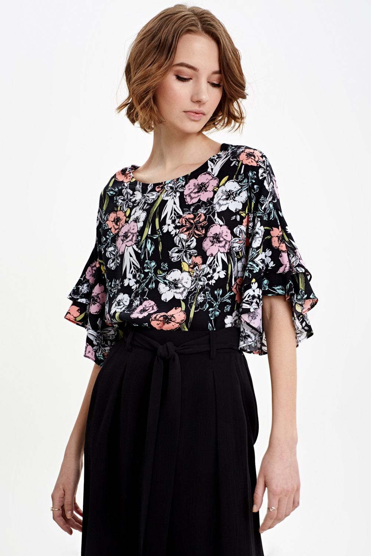 Блузка Concept Club блузка женская concept club marion цвет черный 10200100221 100 размер s 44
