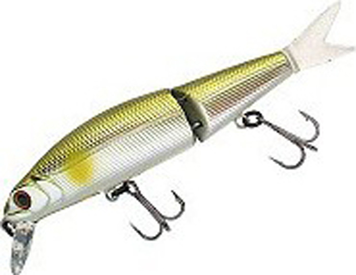 Воблер Tsuribito Pike Strike 88Sp 009 Metallic Hg Ayu, 45373