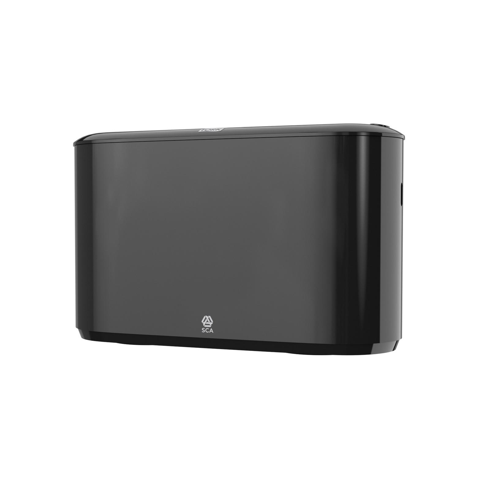 Диспенсер для бумажных полотенец Tork Xpress, настольный, сложения Multifold, система Н2, черный