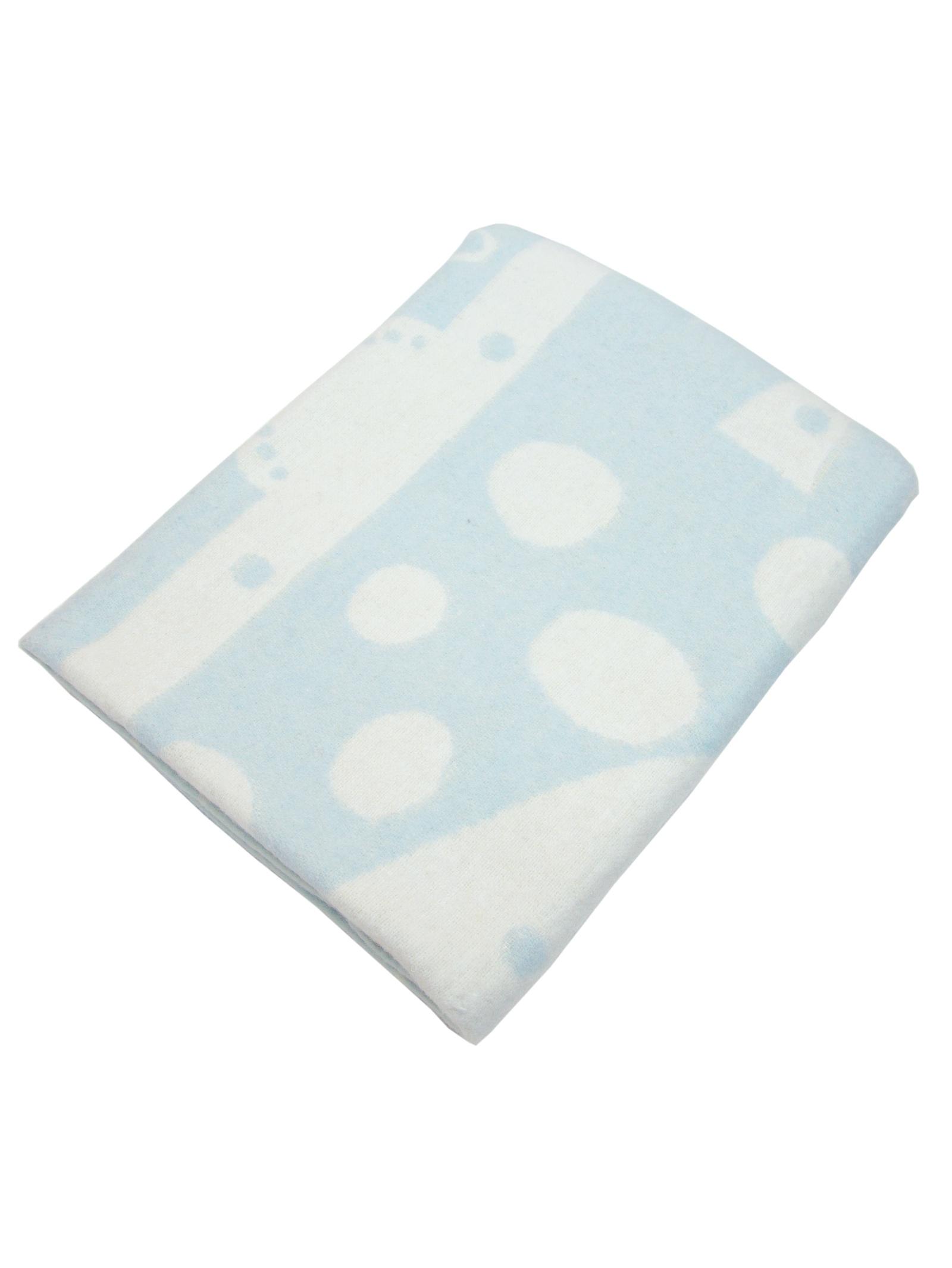 Одеяло детское Arloni 27350.Ф.Г, голубой