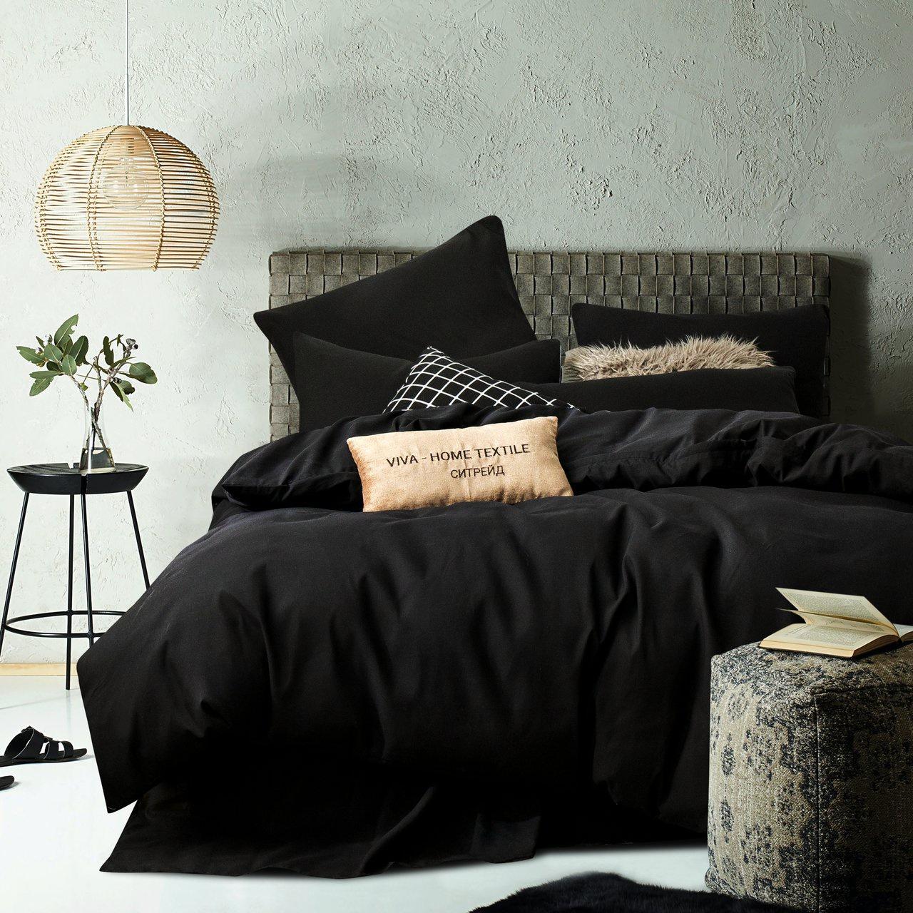 Комплект постельного белья Ситрейд CS020-1 50-70 1.5 спальный, наволочки 50-70 2 шт елка канадская 150 см 342 ветки 1 шт в упаковке 2