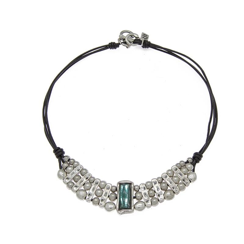 Колье/ожерелье бижутерное Ciclon