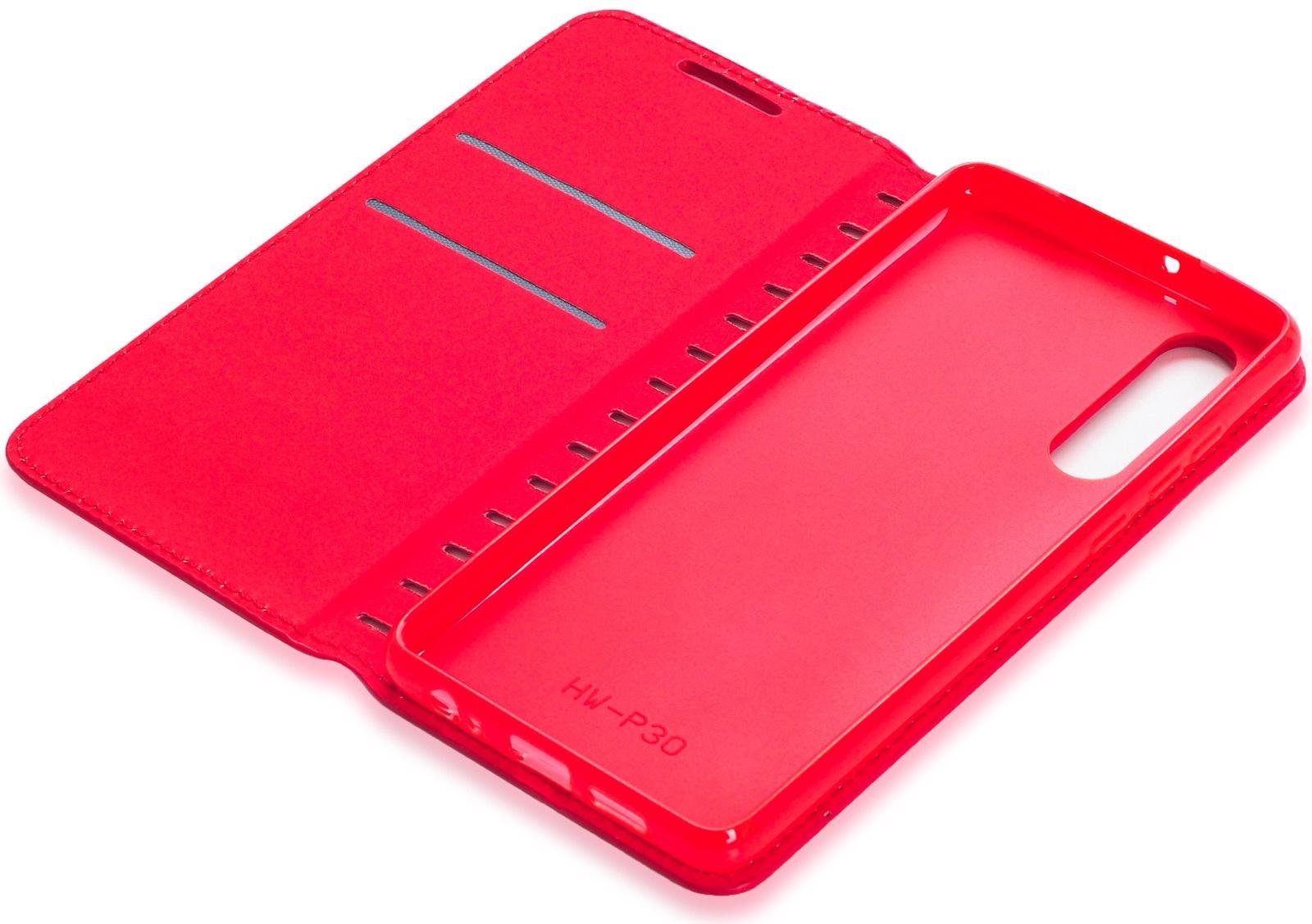 Чехол для Huawei P30 Premium case с силиконом на магните 908569