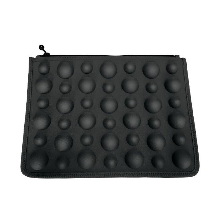 """Чехол-Пенал """"Packfolio-PopBlack"""", цвет BLACK (черный)"""