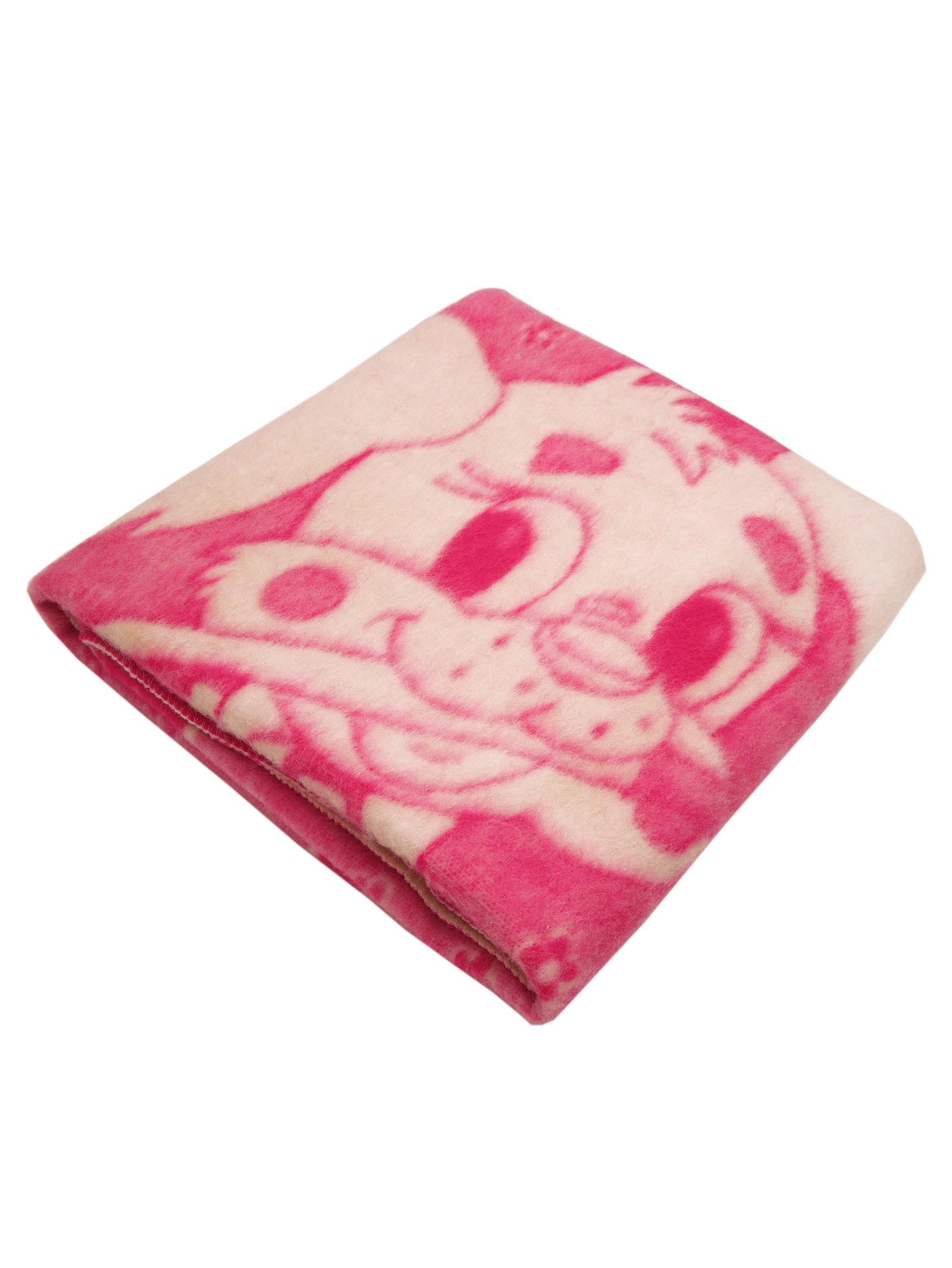 Одеяло детское Arloni 27360.С.М, темно-розовый
