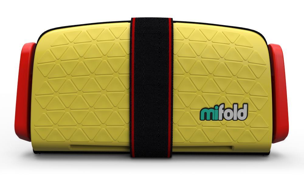 Mifold Бустер автомобильный Grab-and-Go Taxi Yellow бустер mifold the grab and go pearl grey