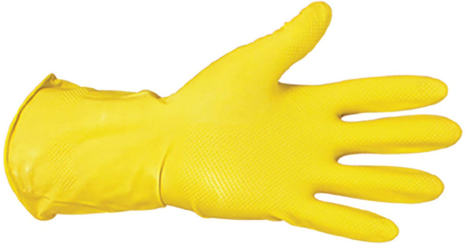 Перчатки латексные, Toolberg, размер XL