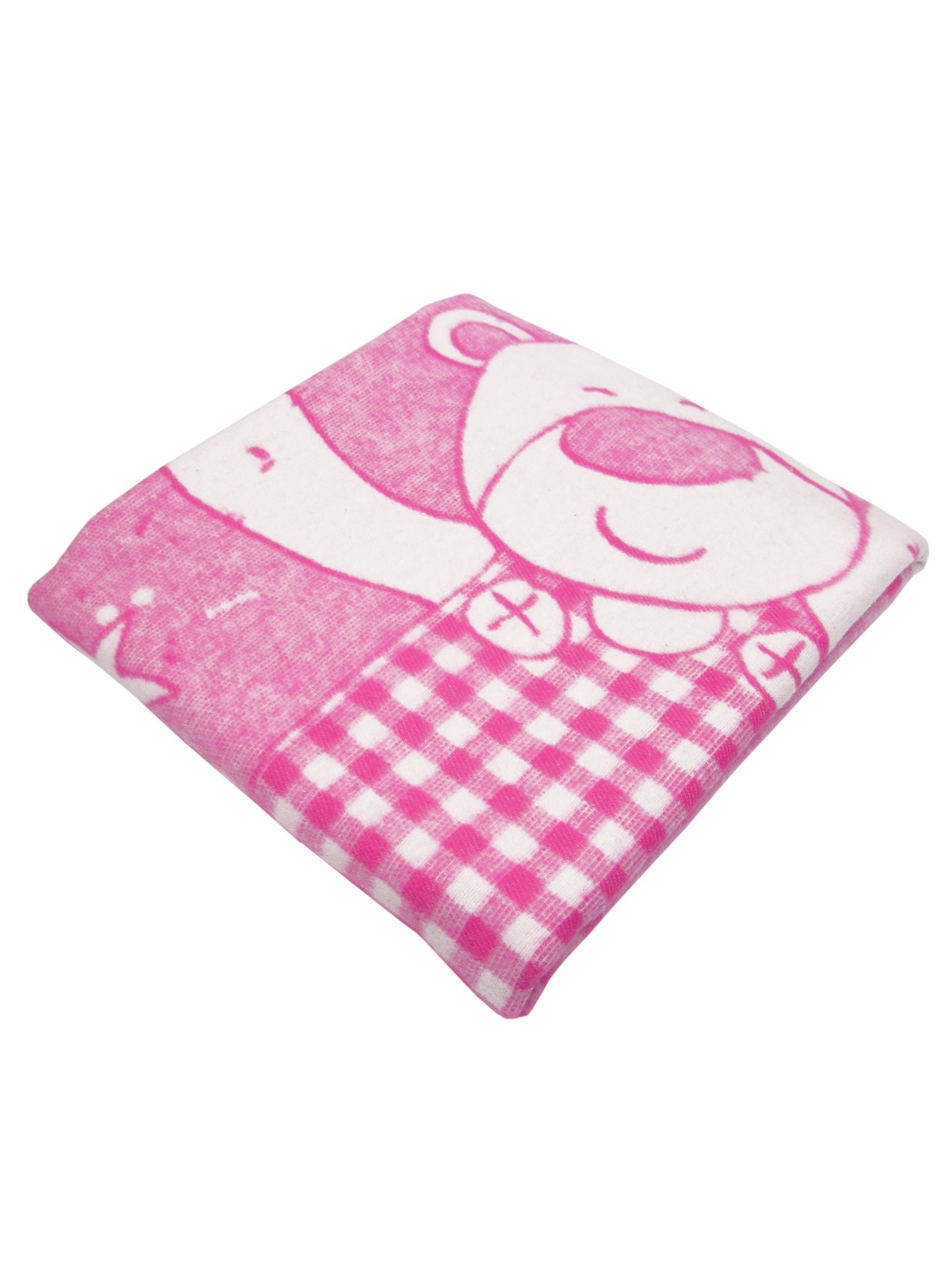Одеяло детское Arloni 27370.М.М, темно-розовый