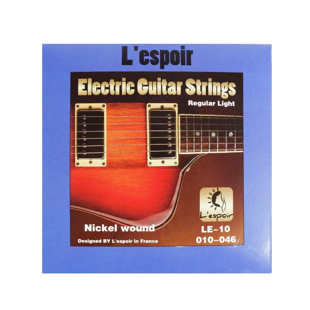 Струны для гитары L'espoir LE-10 цена